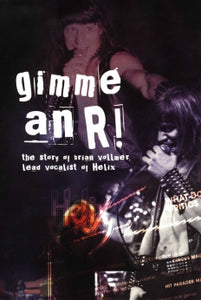 "Gimme An ""R"" BOOK (2005) SIGNED"