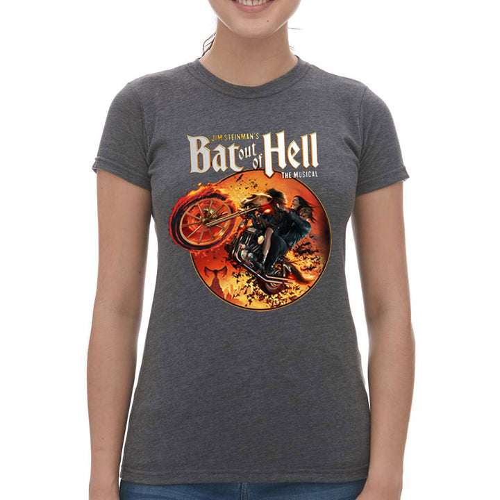 Bat Out Of Hell Album Girl T