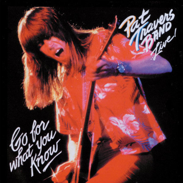 LIVE : Go For What You Know CD (1979) SIGNED