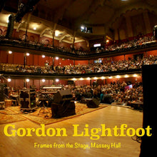 Load image into Gallery viewer, Frames From The Stage, Massey Hall book SIGNED