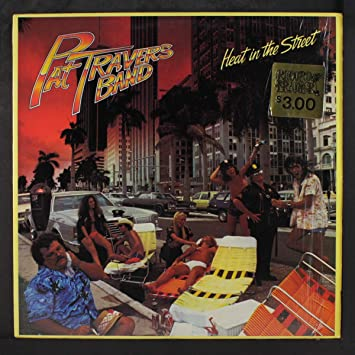 Heat In The Street CD (1978) SIGNED