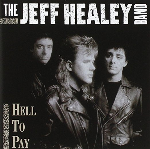 Hell To Pay CD (1990)