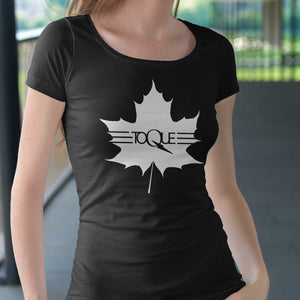 Leaf Logo Girl T