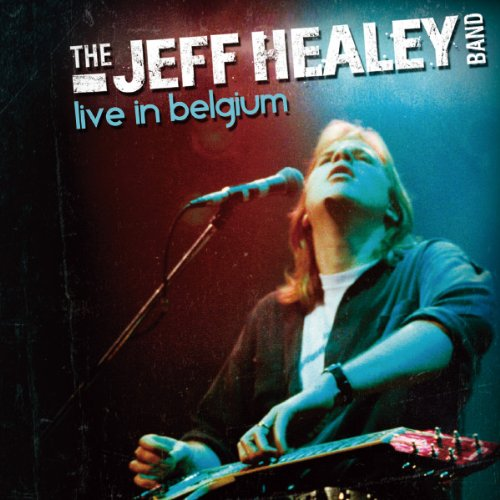 Live In Belgium CD (1993)