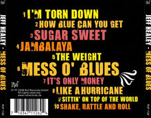 Load image into Gallery viewer, Mess Of Blues CD (2008)