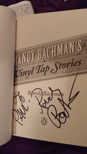 Load image into Gallery viewer, Vinyl Tap Stories BOOK (2011) (soft cover) SIGNED