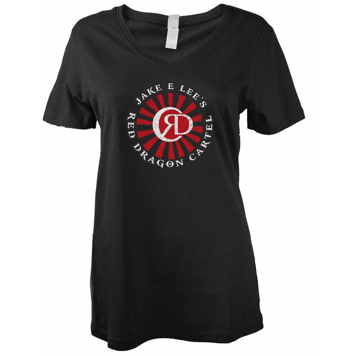 RDC Logo Ladies V-Neck