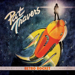 Retro Rocket CD (2015) SIGNED