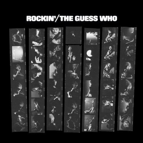 THE GUESS WHO Rockin' (1972)
