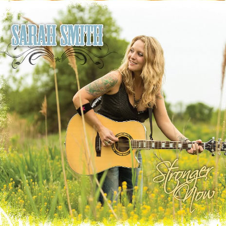 Stronger Now CD (2012) SIGNED