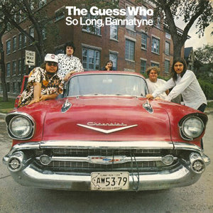 THE GUESS WHO So Long, Bannatyne CD (1971)