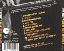 Load image into Gallery viewer, Songs From The Road CD (2009)