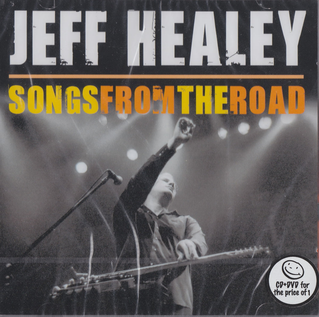 Songs From The Road CD (2009)