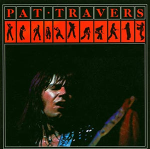 Pat Travers CD (1976) SIGNED