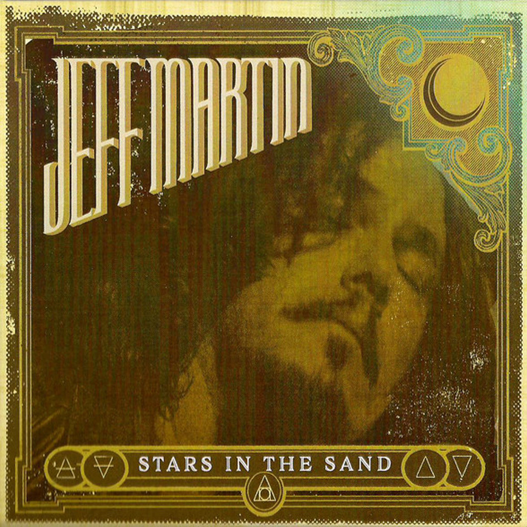 Stars In The Sand CD EP (2016)