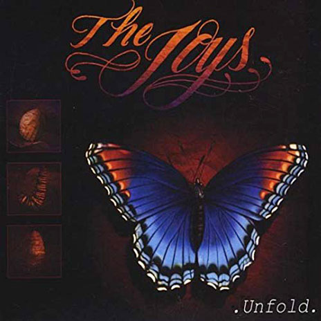 THE JOYS Unfold CD (2010) SIGNED