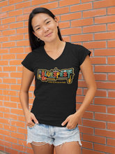 Load image into Gallery viewer, RBC Bluesfest 2020 Gap Year V-Neck Tee