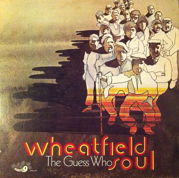 THE GUESS WHO Wheatfield Soul CD (1968)