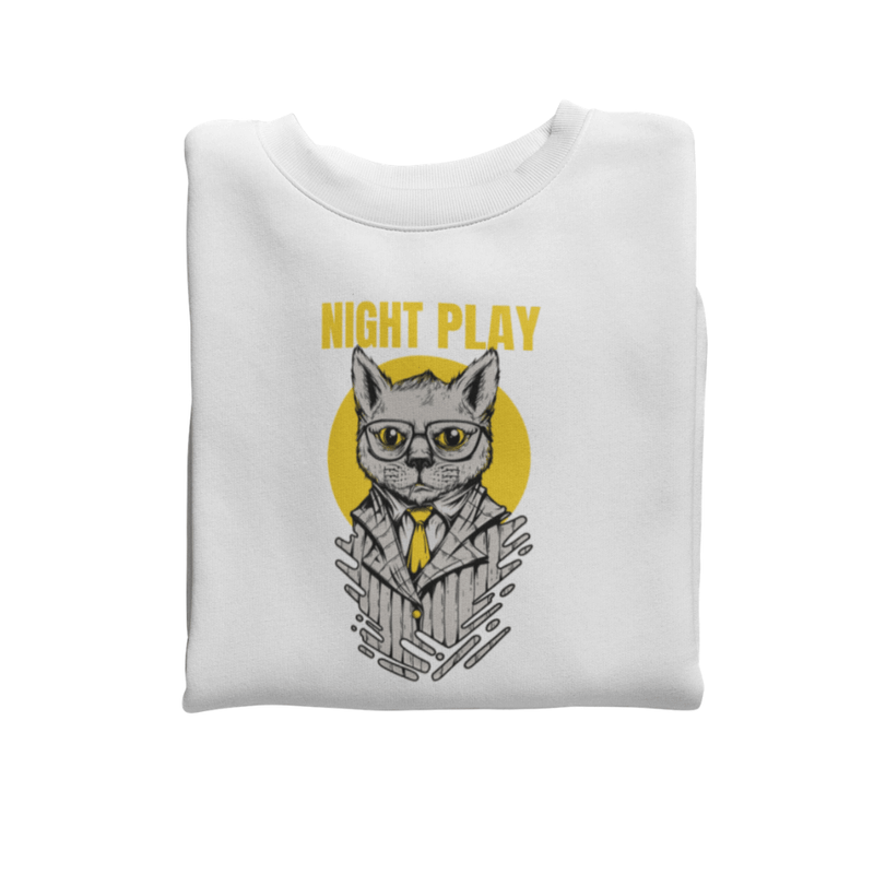 Sweat NIGHT PLAY <br> ADULTE
