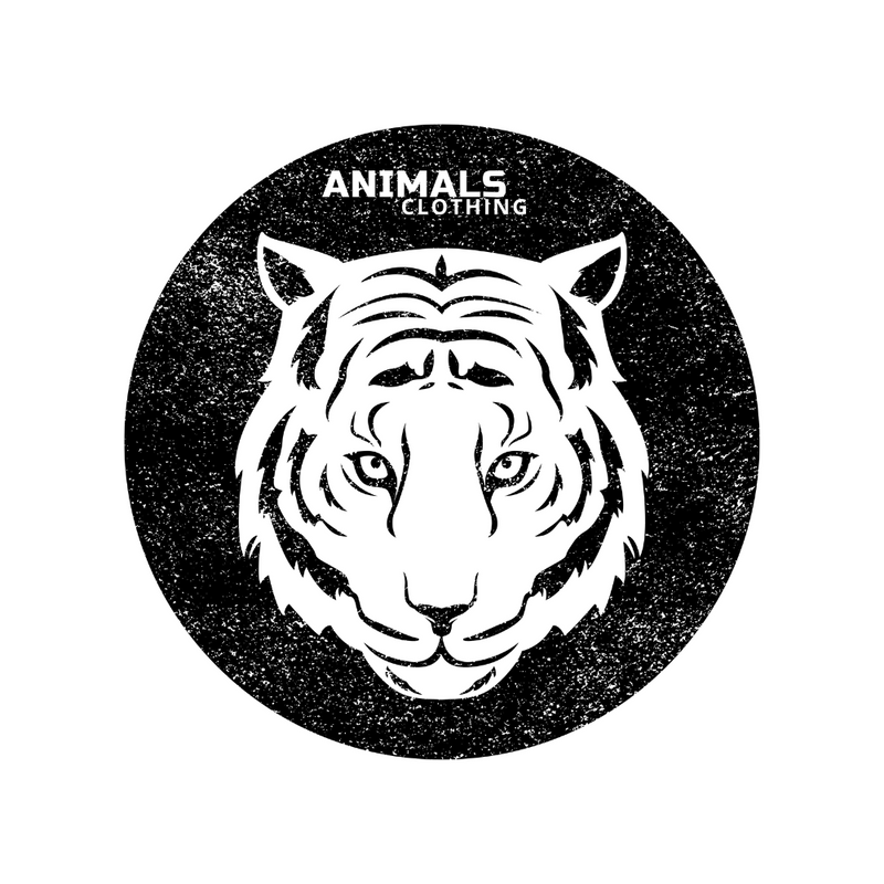 Sweat ANIMALS CLOTHING - BLANC <br> ADULTE