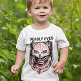 T-Shirt DEADLY EYES <br> ENFANT