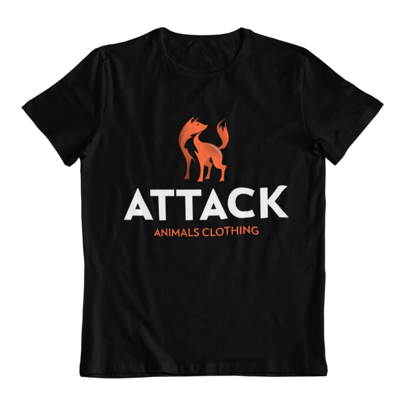 T-Shirt ATTACK <br> ADULTE