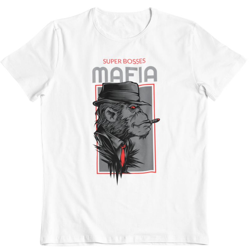 T-Shirt MAFIA <br> ADULTE