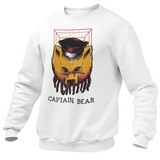 Sweat CAPTAIN BEAR <br> ADULTE