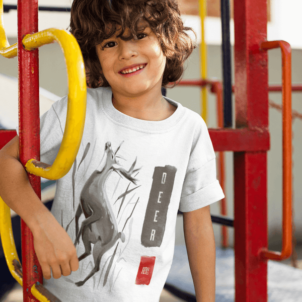 T-Shirt DEER <br> ENFANT