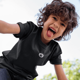 T-Shirt ANIMALS CLOTHING - NOIR <br> ENFANT