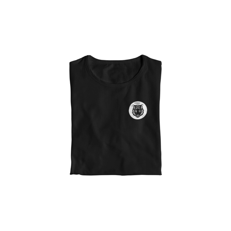 T-Shirt ANIMALS CLOTHING - NOIR <br> ADULTE