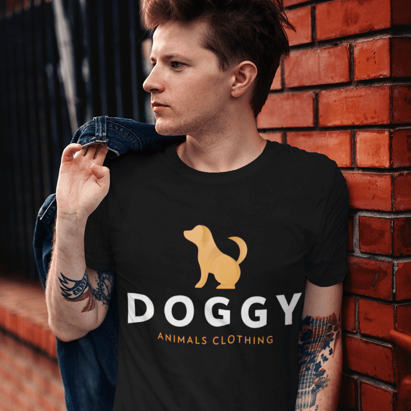 T-Shirt DOGGY <br> ADULTE