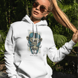Hoodie ROYAL MONKEY <br> ADULTE