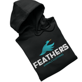 Hoodie FEATHERS <br> ADULTE