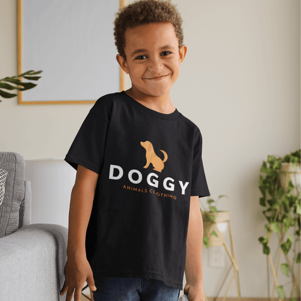 T-Shirt DOGGY <br> ENFANT