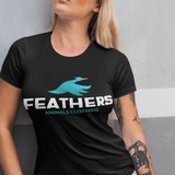 T-Shirt FEATHERS <br> ADULTE