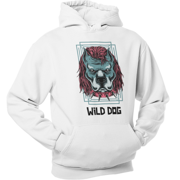 Hoodie WILD DOG <br> ADULTE