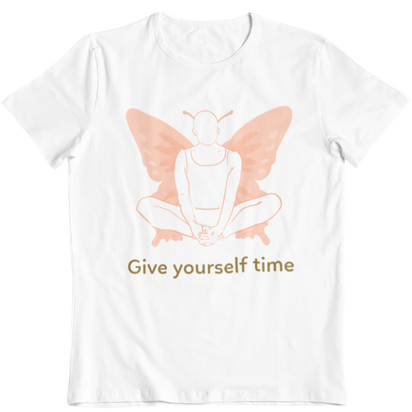 T-Shirt Posture PAPILLON <br> ADULTE