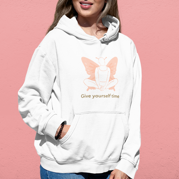 Hoodie Posture PAPILLON <br> ADULTE