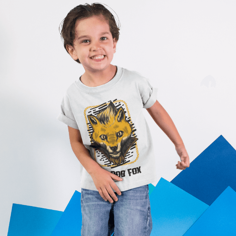 T-Shirt VOODOO FOX <br> ENFANT