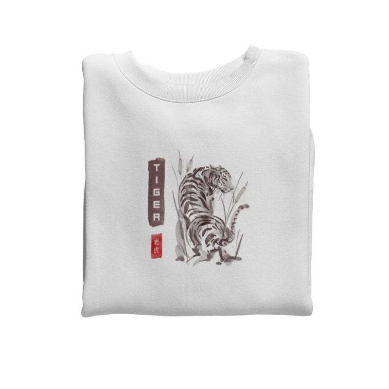 Sweat TIGER <br> ADULTE