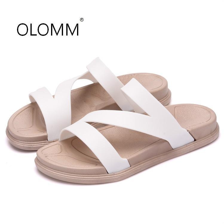 Free shipping slippers ladies beach shoes summer  shoes woman  slippers women  zapatos de mujer  house slippers