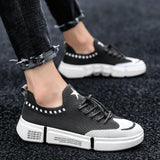 Breathable Walking Sneakers  New Mesh Men Casual Shoes Men Lightweight Comfortable Shoes