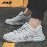 Men Casual Shoes Spring Autumn Sport Breathable Sneakers Men Decoration Cushion Mesh Shoe Trend Trainers Shoes Zapatillas Hombre
