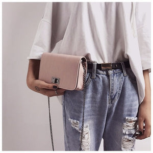 Soft Skin Crossbody Bag