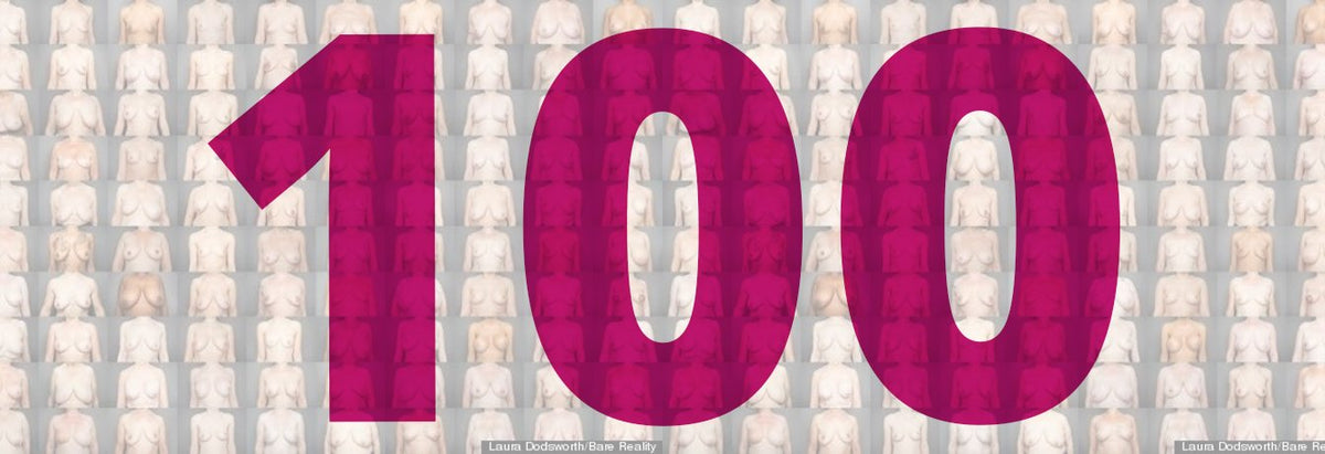 100 Women Share Their Thoughts On Their Breasts