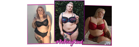 #BeBodyKind for MH Awareness Week 2019 - Brastop Babe: Kate