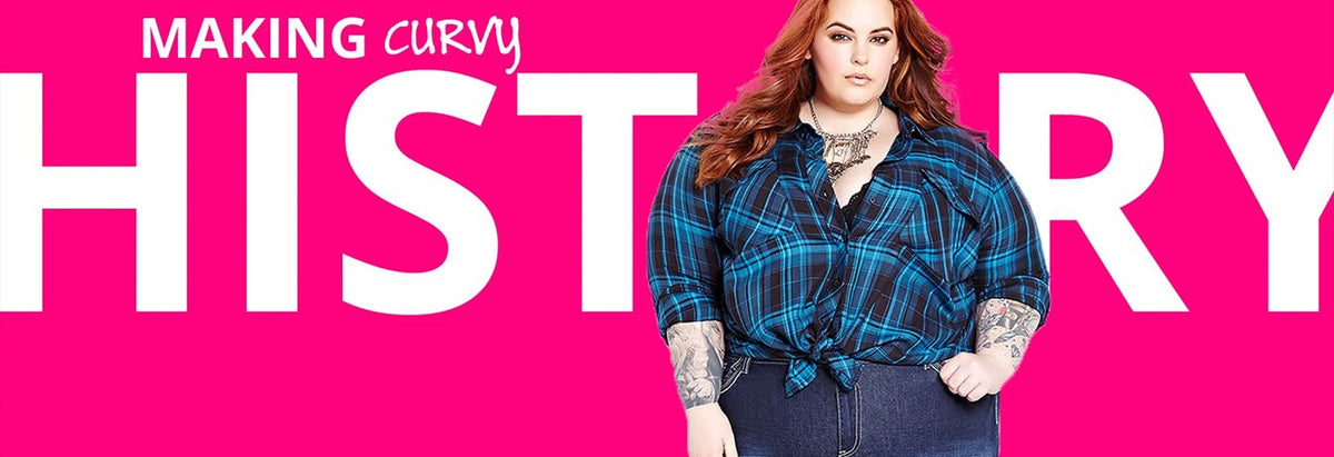 Making CURVY History - Size 24 Model Now Signed!
