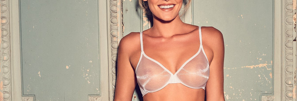 Review: Gossard Glossies Bra White