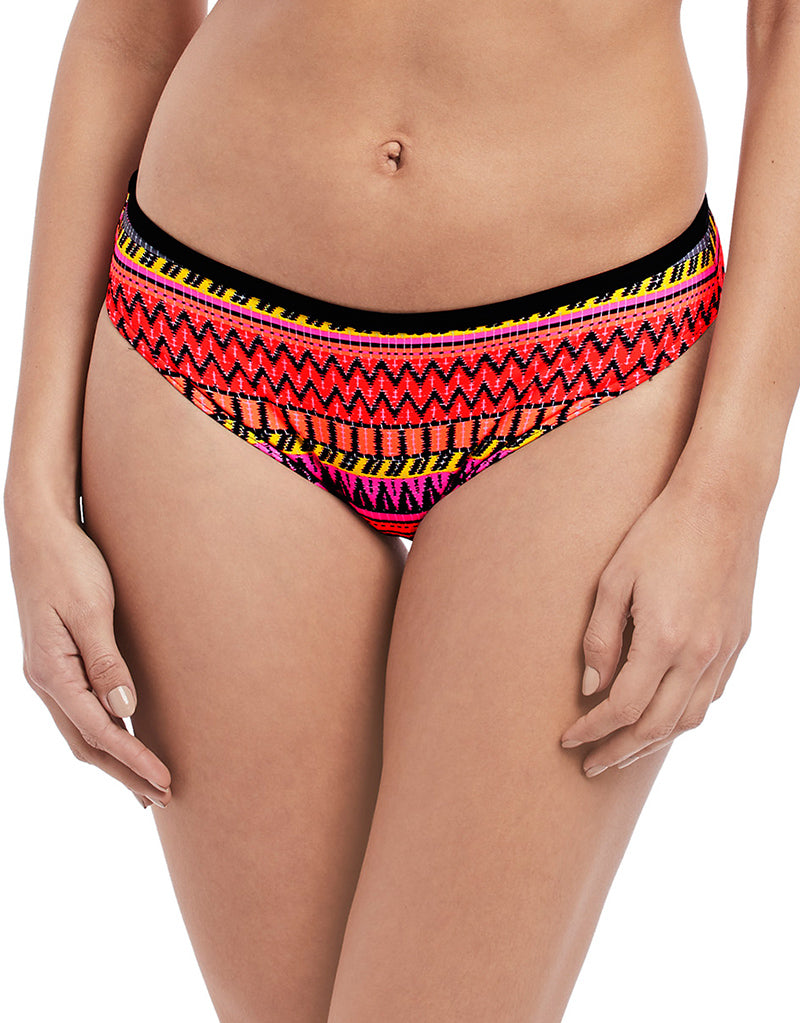 Freya Way Out West Bikini Brief Sunset